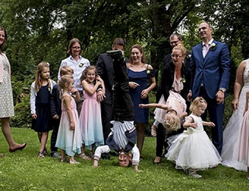 De leukste groepfoto's op je huwelijk